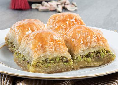 Baklava with Pistachio - Thumbnail