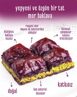Mor Baklava - Thumbnail