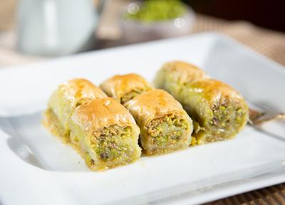special baklava with pistachio - Thumbnail